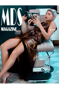 Portada MDS Magazine editorial Zarus