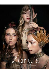 Editorial Zarus en MDS Magazine hoja 4