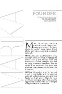 Marika Magazine hoja 2 editorial Westeros por Daniel Emperador