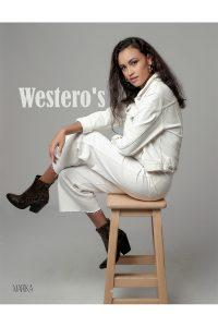 Marika Magazine hoja 4 editorial Westeros por Daniel Emperador